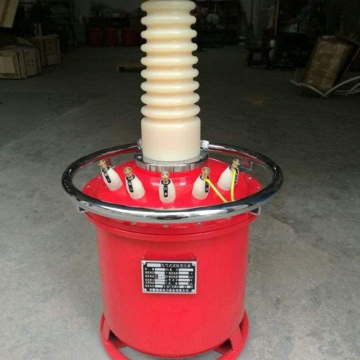 充气式试验变压器厂家