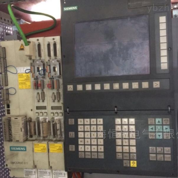 服务修更专业西门子802D数控系统开机黑屏