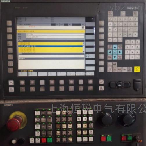 西门子840D数控系统不能启动修复所有问题