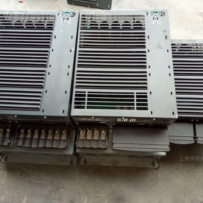西门子变频器通电报警F006九年专修复