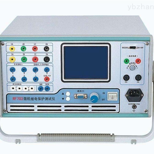 继电保护测试仪产品特性