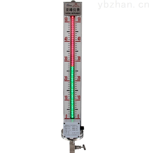 山东 磁敏电子双色液位计 质优价廉