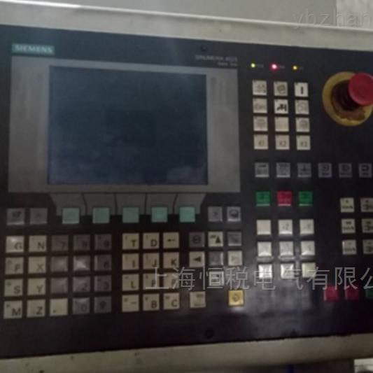 西门子数控系统黑屏无显示问题修复所有问题