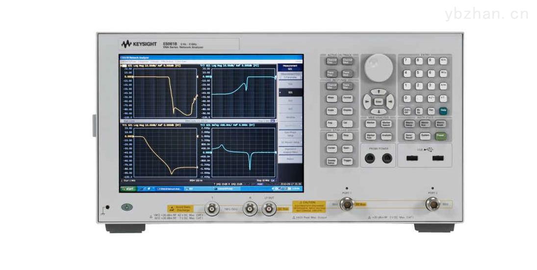AgilentE5061B-E5061B射频网络分析仪