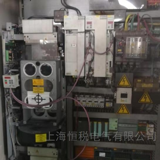 西门子变频器运行就报故障F027修复率高