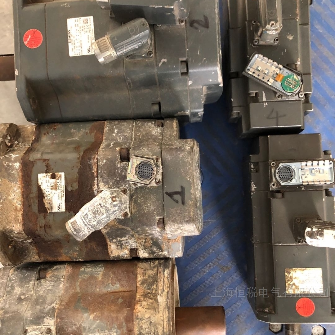 西门子伺服电机专业修复公司