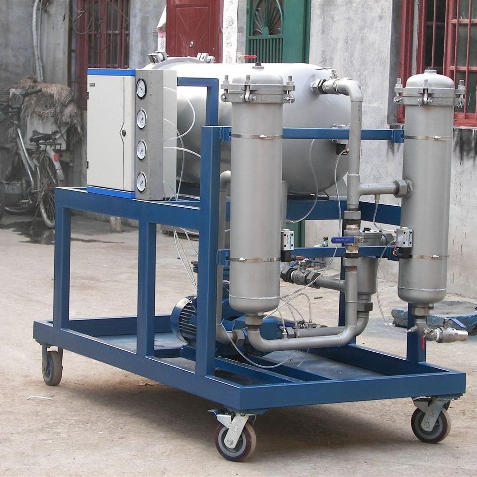 扬州高效真空滤油机厂家报价