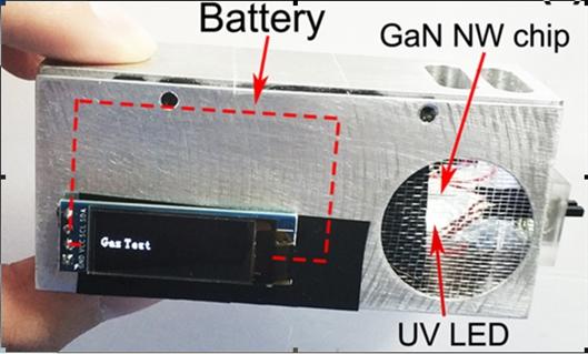 大連理工研制出高可靠、低功耗、高靈敏度集成傳感器