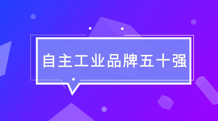 """江苏省""""自主工业品牌五十强""""公示 多?#19994;?#32518;企业入选"""