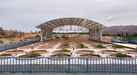 中国北方沙区水量平衡自动模拟监测系统通过验收