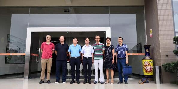 中國測試技術研究院聲學研究所調研成都成保發展股份有限公司