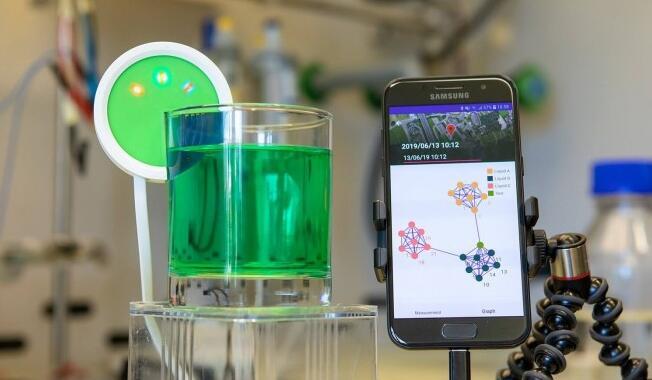 IBM推出内置电化学传感器的危化品液体检测设备