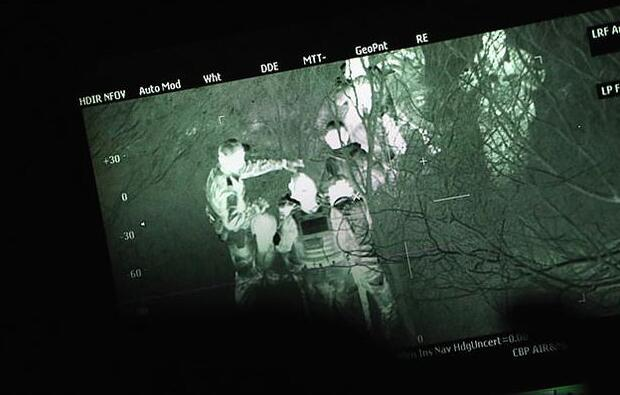美军开发新技术:利用红外激光技术探测心跳