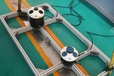 海洋动力环境实验室完成声学波潮测量仪实验室内试验