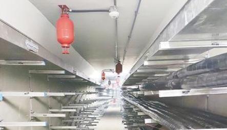 地下综合管廊筑牢城市��里子�� 传感器助力智慧城市更新