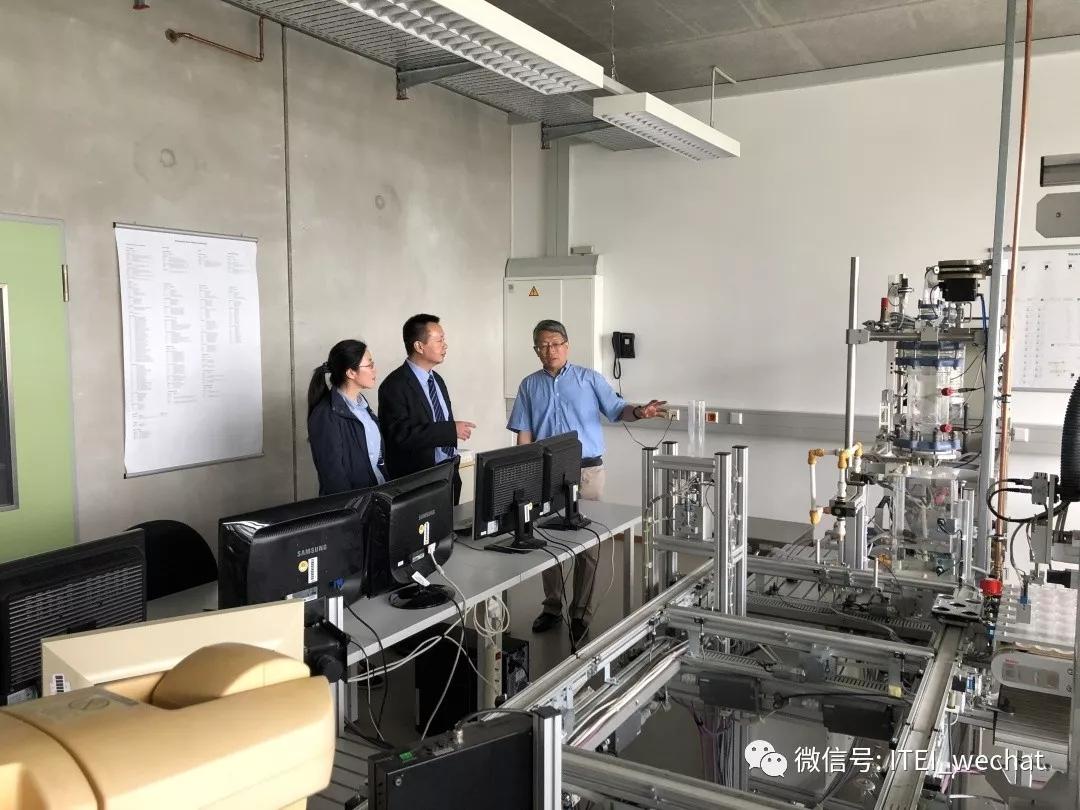 中德智能制造科技合作討論會在德國波恩召開