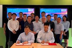 西门子与佳顺公司在汽车行业AGV应用领域达成战略合作