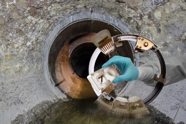 國外研發新傳感器系統用于捕獲下水道污染物