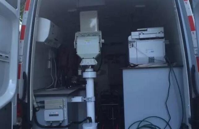 激光雷达技术在国内城市污染源监察中的应用
