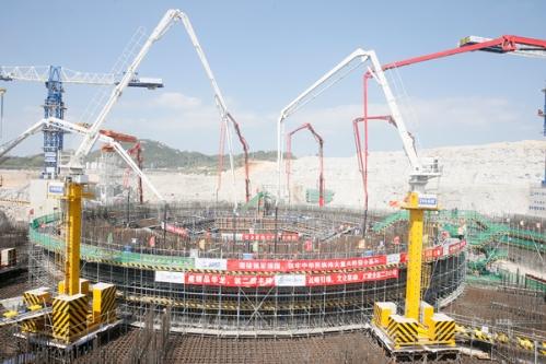 华龙一号批量化建设开启 中核集团漳州核电正式开工