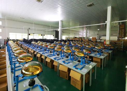 江門中微子實驗完成首批1000支20英寸光電倍增管的防水封裝