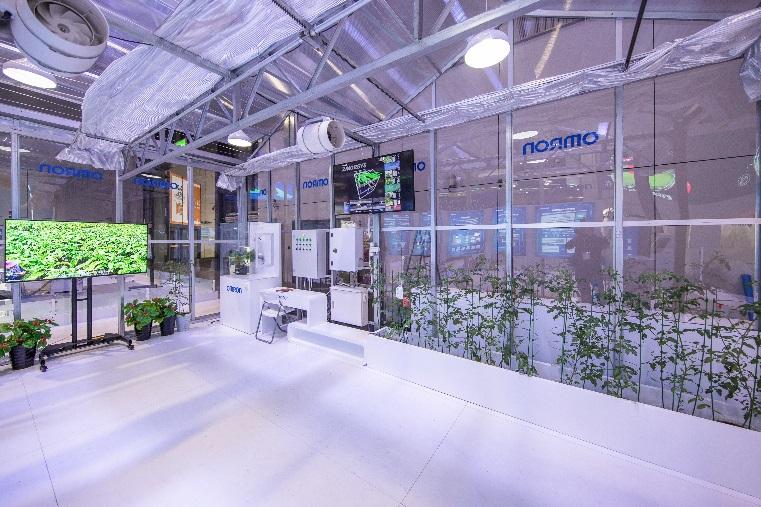 歐姆龍:以技術創新推動農業革新 描繪智慧農業的藍圖