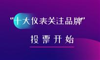 """2019年第五届""""十大仪表关注品牌""""流量仪表投票入口已开通"""