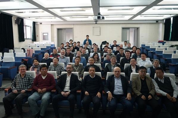 江門中微子實驗探測器安裝研討會在高能所召開