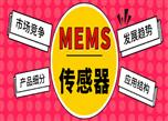 全球MEMS傳感器行業市場競爭格局與發展趨勢分析