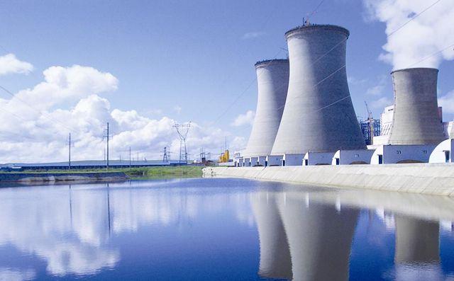 中国在建核电机组11台 规模极大