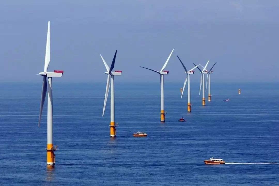 年底前珠海金湾海上风电场将投产发电