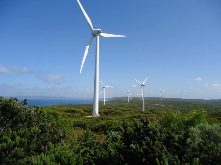 一季度广西新增风电装机50.3万千瓦