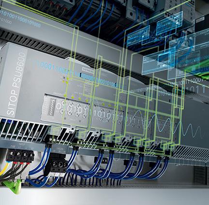 西门子推出单相主电源???,易于诊断和系统配置