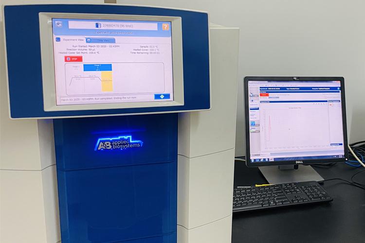 浙江计量院聚合酶链反应分析仪校准装置通过考核