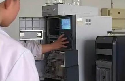 高效液相色谱仪原理与操作