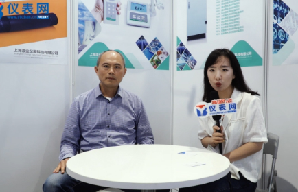 專訪上海淳業儀表科技有限公司技術總監李吉民