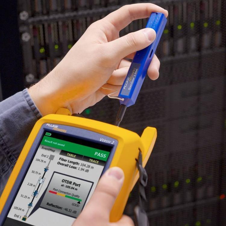 福禄克OTDR光纤测试仪OFP-100-Q