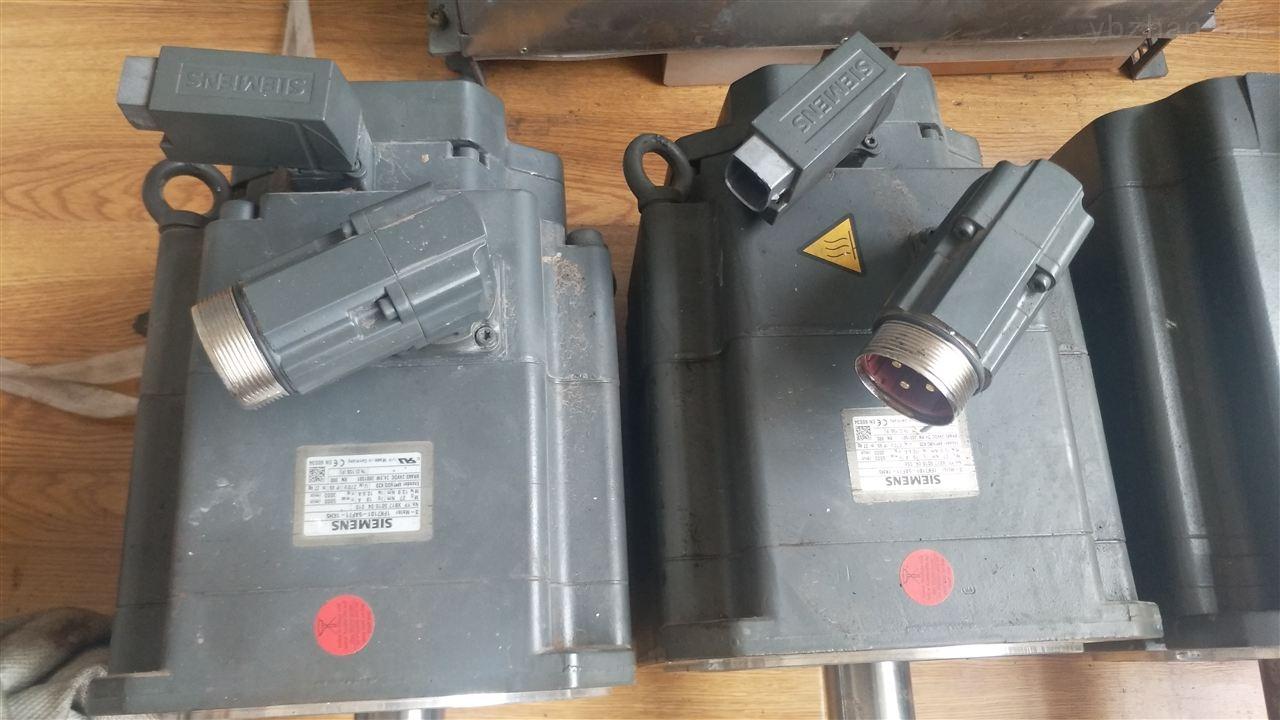 长宁西门子828D系统主轴电机更换轴承-当天检测提供维修